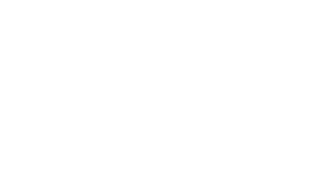 CV Logo White wTagline